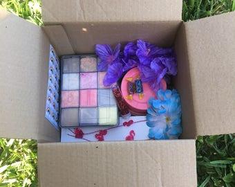 Summer slime box