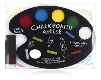 Kids Chalkboard Palette