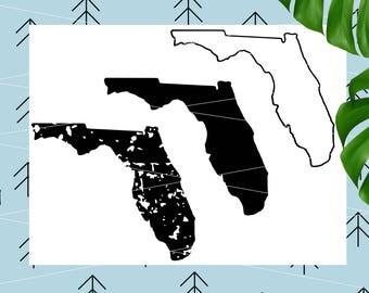 Florida Svg Florida state svg Football Svg Florida Gators svg Sports svg University of Florida svg files for Cricut Silhouette dxf svg lfvs
