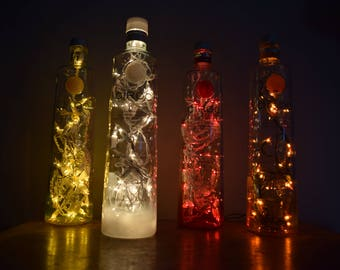 Ciroc Vodka Lamps