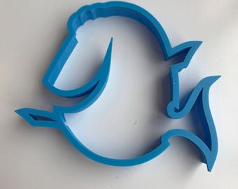 Dory Blue Tang Cookie Cutter