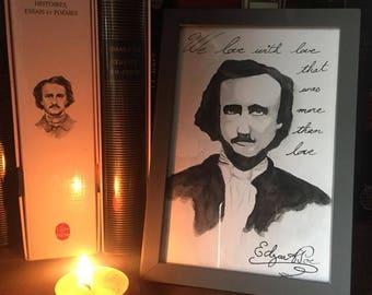 Print Edgar Allan Poe