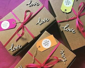 Hook Box Surprise Taster Box - surprise gift box - happy birthday - hamper - gift - congratulations gift