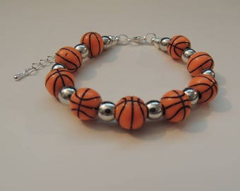 Basketball Bracelet - Basketball Gifts
