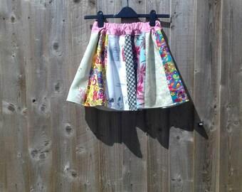 Age 7-8 panel skirt