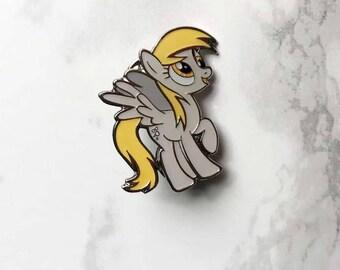 Derpy Hooves My Little Pony enamel pin