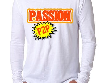 Passion In The Wood P2P Long Sleeve Shirt