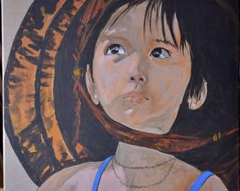 Child portrait of Asia