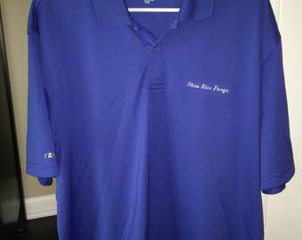 Izod Logo Golf Shirts- Izod Performance Pique 100% Cotton Golf Shirt Including Your Golf Logo