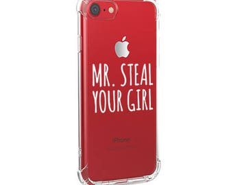 Mr. Steal Your Girl iPhone Case