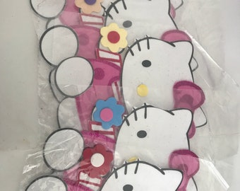 Hello kitty cut outs