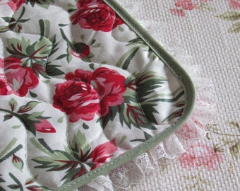 Floral Placemats - Shabby Chic - 6 pcs