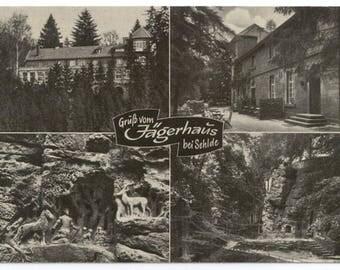 Jägerhaus im Hainberg