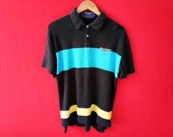 vintage ralph lauren polo sport medium mens shirt