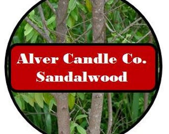 Handcrafted Soy Wax Melts (Sandalwood) Alver Candle Company