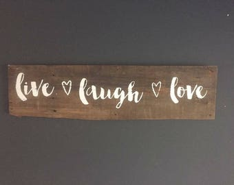 Quote on wood ~ customizable ~ hand painted