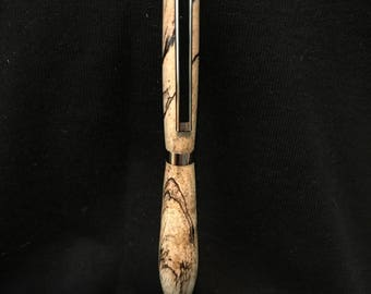 Spalted Tamarind Slim Line Pen (Wood)
