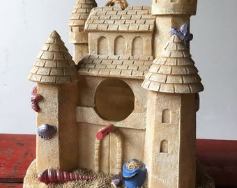 Beach Sand Castle BirdHouse