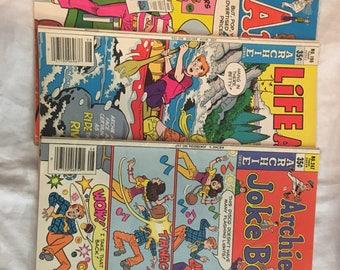 1970 Archie comics