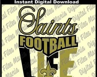 32 Sports Life Designs Svg  Saints svg Cowboys svg Falcons svg 49ers svg Steelers svg Texans svg Broncos svg Steelers svg