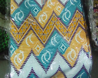 3 Yards Kitenge fabrics