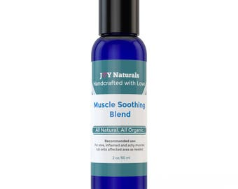 Muscle Soothing Blend