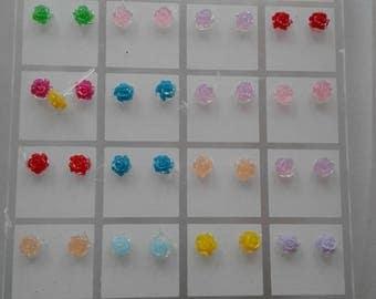 wholesale lot, Earrings Plastic, jewelry (150 pairs) earrings lot, jewelry lot