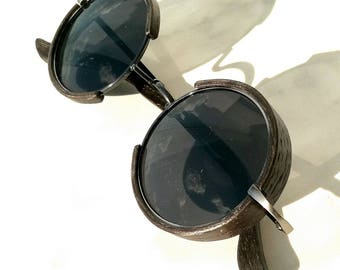 Steampunk Bog oak Sunglasses