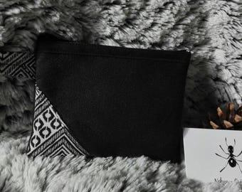 Wallet black dain
