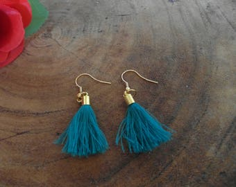 Tassels earrings!
