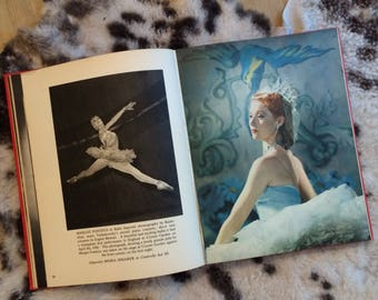 First Edition of Baron at the Ballet by Haskell Arnold, Photography by Baron Adolph de Meyer