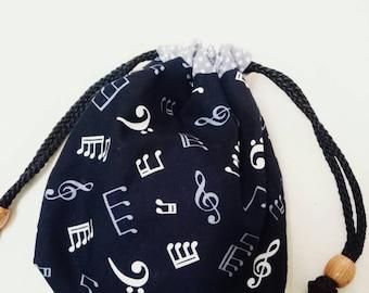 Music bag.
