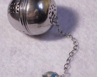 Beaded Stainless Steel Tea Infuser