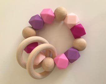 Rattle   Teething Ring