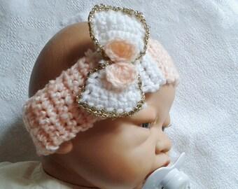 newborn girl headband