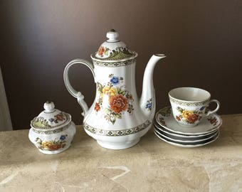 Tea Set from Germany