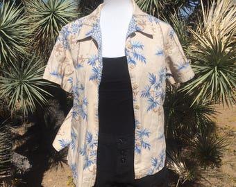 Aloha Monkey Hawaiian Pinecove Shirt
