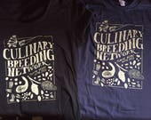 Culinary Breeding Network Men's Tee (specify size in your order - S, M, L or XL)