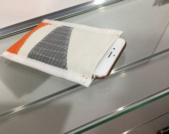 Recycled sail - BE222 5/6 scale Iphone case