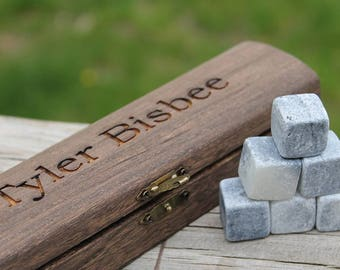 Whiskey Stones, Groomsmen Gift, Cool Groomsmen Gift, Fathers Day Gift, Gift for Dad, Gift for Him, Rocks, Groomsman Gift, Whiskey Gift Set
