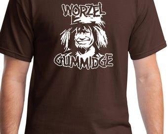 Worzel Gummidge 70S 80s Retro TV T-Shirt