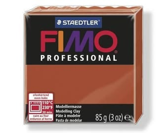Fimo 85 g Professional Earth clay fired 8004.74 - polymer clay