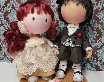 For wedding couple