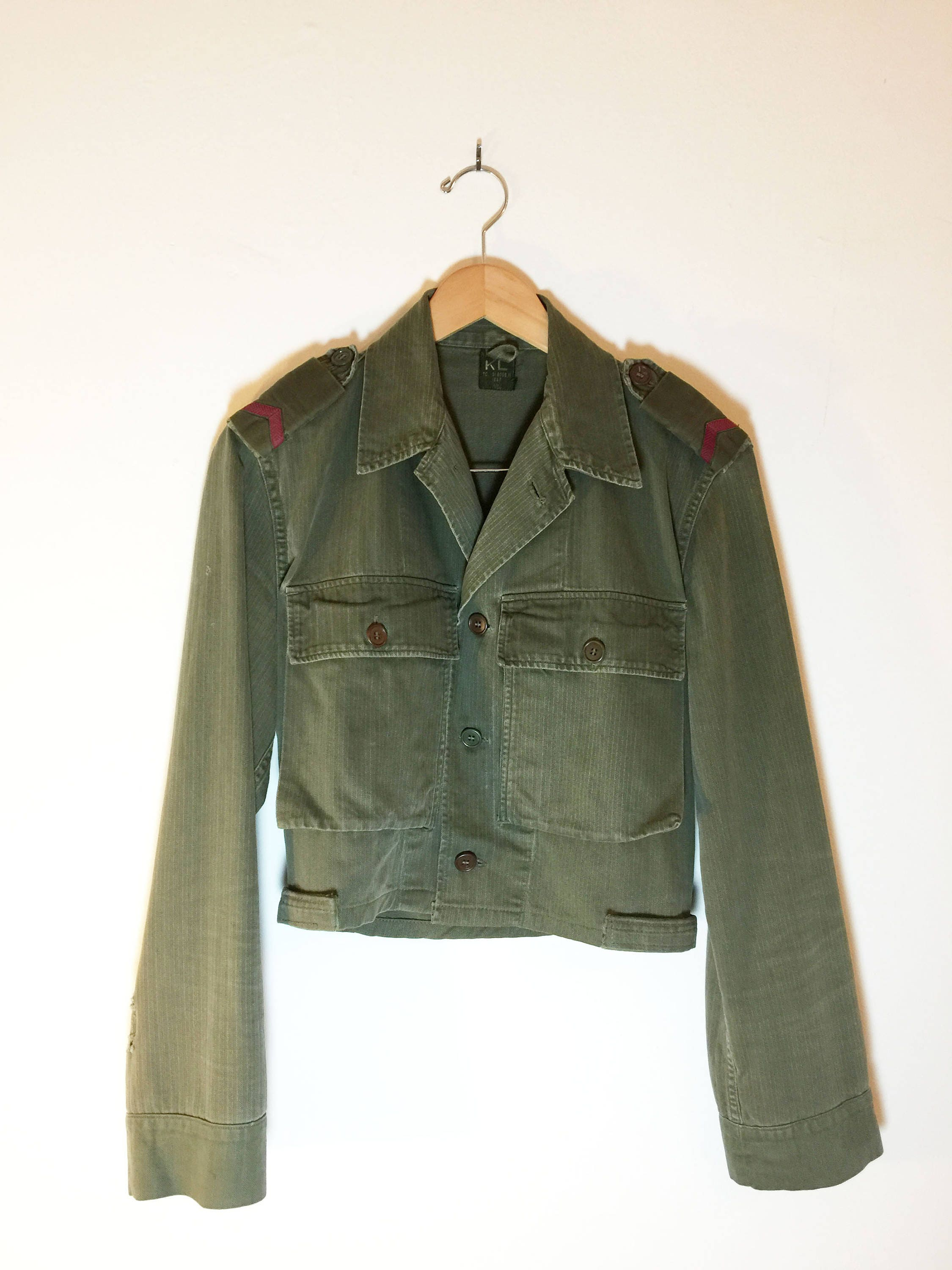 Find great deals on eBay for authentic army jacket. Shop with confidence.
