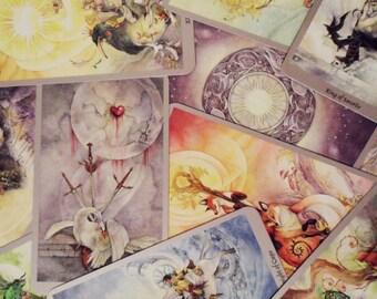Tarot Readings (One or Three Card)