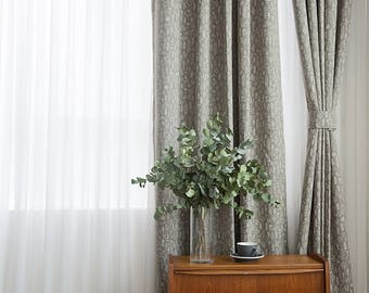 pair of blackout curtain drapery panel warm gray blackout curtains blackout curtains nursery