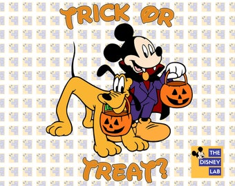 disney halloween iron on transfers