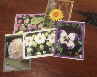 Handmade Photographic Cards