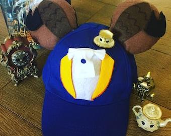 Beast Mickey Ears, Beast Ears Baseball Hat, Beast Hat