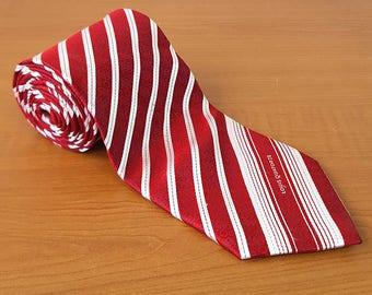 Vintage LOUIS QUATORZE Mens Silk Necktie Casual Suit Neck Tie 079